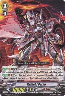 Cardfight!! Vanguard TCG - Twilight Baron (TD11/003EN) - Trial Deck 11: Star-vader Invasion