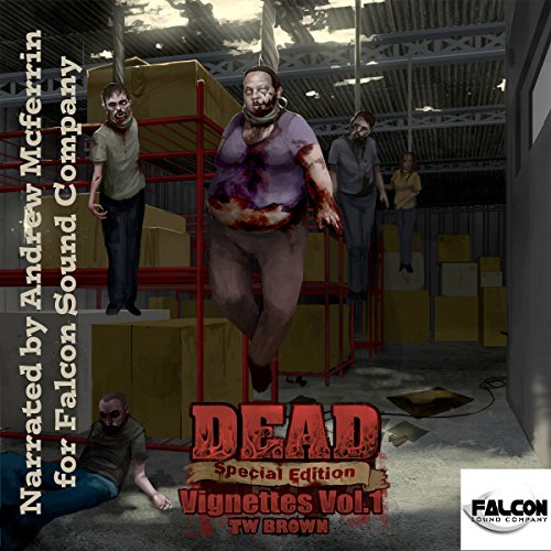 DEAD: Vignettes (Vol. 1) cover art