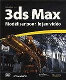 3ds Max - Modéliser pour le jeu vidéo : Techniques professionnelles de modélisation de personnages, de véhicules et de décors (1DVD)