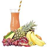 Tropic Molkepulver Luxofit mit L-Carnitin Protein angereichert Wellnessdrink Aspartamfrei Molke -