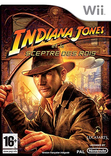 Wii - Indiana Jones Occasion