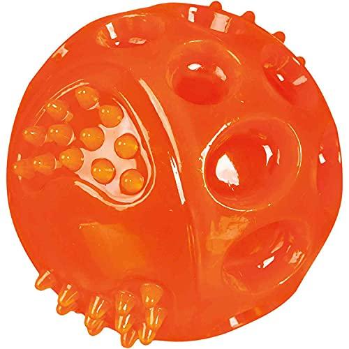 Trixie Clignotant Boule En Caoutchouc Thermoplastique (Tpr) 6,5 Cm