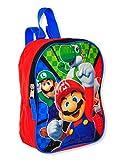 Super Mario Jump Flash Mini Backpack - multi, one size