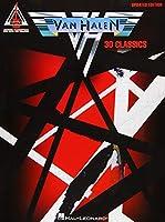 Van Halen: 30 Classics (Guitar Recorded Versions)