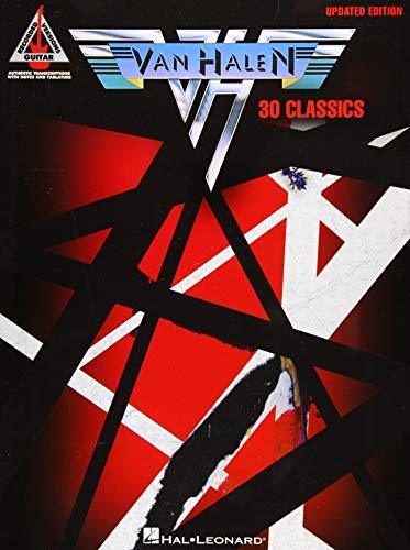 Van Halen - 30 Classics: Updated Edition (Guitar Recorded Versions)