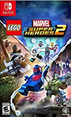 Join your favorite super heroes and super villains from different eras and realities as they go head to head in the all-new, original adventure, LEGO Marvel Super Heroes 2 Play as the Guardians of the Galaxy, Spider Man, Thor, Hulk, and dozens of oth...
