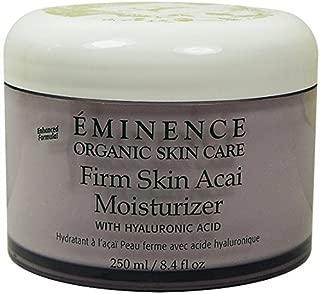 Eminence Eminence Organic Skin Care Firm Skin Acai Moisturizer With Hyaluronic Acid for Women 8.4 Fl Oz, 8.4 Oz