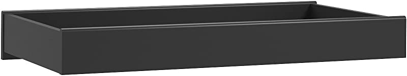 Little Seeds Monarch Hill Hawken Changing Table Topper Black