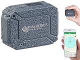 TrackerID GPS Sender: GPS- & GSM-Tracker, Live-Tracking-App, SOS-Funktion, Geofencing, IP66 (GPS Finder)