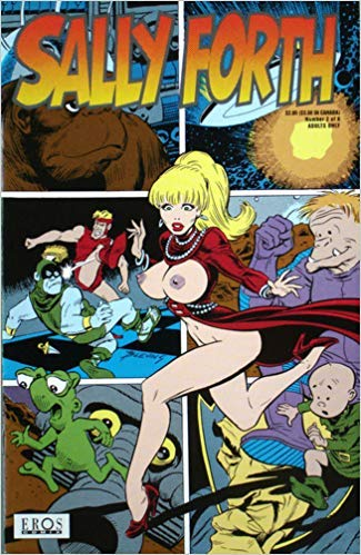 sally forth wally wood - 3