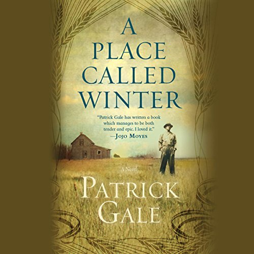A Place Called Winter audiobook cover art