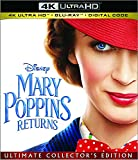 Mary Poppins Returns [USA] [Blu-ray]
