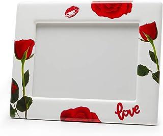 Portafoto in ceramica ENJOY Love