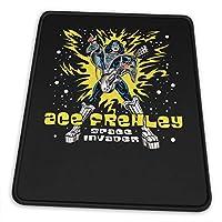 マウスパッドkiss Ace Frehley エース・フレーリー Space Invader 滑り止め ゲーミング 耐摩耗性 高耐久性 疲労低減 水洗い ファッション オフィス/ゲーム/パソコンなどに適用 (4サイズを選択可能)