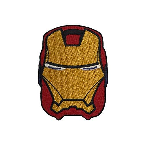 Parche Hierro en o coser en IRONMAN Patch, DC Comics