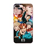 LNLYY BTS Galaxy A8S Case Cover Suga Jin Jimin Jung Kook