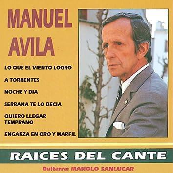 Raices del Cante (feat. Manolo Sanlucar)