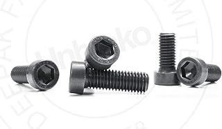 Basic Aparoli SJA 67806/QB DIN 933/Hexagonal Screws with Thread up to Head/ /PA6.6/Polyamide 16/Pack of 10/Quality