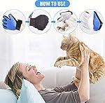 TINDERALA Animal de Compagnie Brosse, Conception de Cinq Doigts pour et Un Toilettage de Votre Chien Chat #3