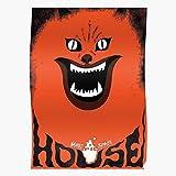 kineticards Horror Film Japan Movie House 1970S Cult Hausu Retro   Home Decor Wall Art Print Poster
