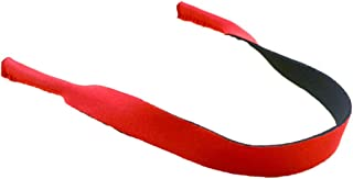 Sunglass Strap Durable Sports Eyewear Retainer for Man and Women Driving Material for Your Glasses and Eyewear 5set Red