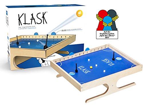 GAMEFACTORY 646184 – Klask mult Spiel und Puzzle - 4