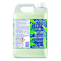 Faith in Nature Super Concentrated Laundry Liquid, 5L