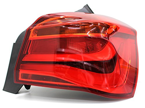 Finest-Folia C031 achterlichten folie stickers set links & rechts achterlichten koplampen rood