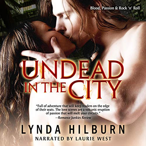Undead in the City Audiobook By Lynda Hilburn cover art