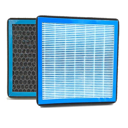 Double Filtering FD157 Cabin Air Filter for Toyota,LEXUS,Mazda,Replacement for CF12157,CAF1950C, CAF1950P,TK48-61-J6X,C21471C,87139-0E040, 87139-58010, 87139-YZZ37,97139-0E040, 1 Pack