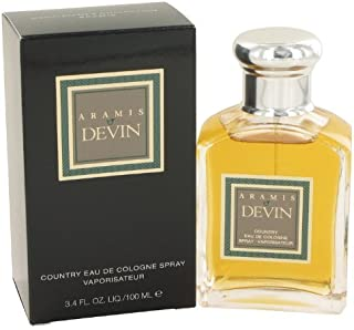 Aramis Devin Country FOR MEN by Aramis - 3.4 oz EDC Spray (New Packaging)