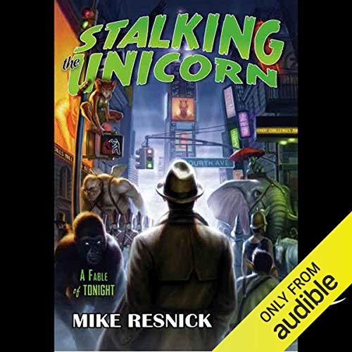 Couverture de Stalking the Unicorn
