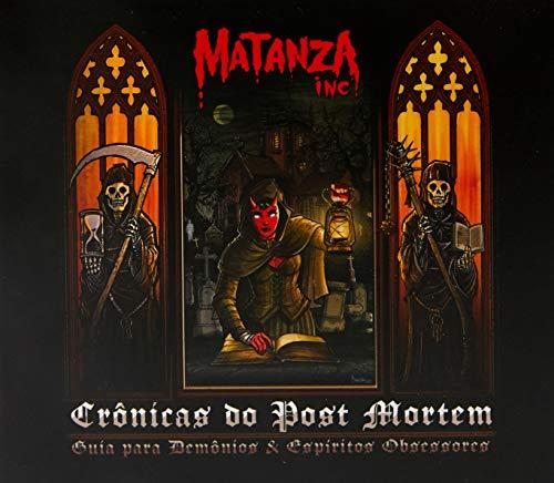 MATANZA INC - CRÔNICAS DO POST MORTEM