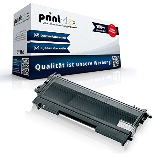 Kompatible Tonerkartusche für Brother TN 2000 DCP 7010 DCP 7010L DCP 7020 DCP 7025 Fax 2820 Fax 2820ML Fax 2825 Fax 2825ML TN2000 XXL Schwarz
