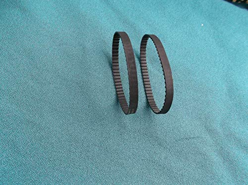 (new quality part) 2 DRIVE BELTS USA MADE 429964-32 FOR BLACK AND DECKER BR300 TYPE 1 SANDER/check more information in description -  (Quality New Band Saws)