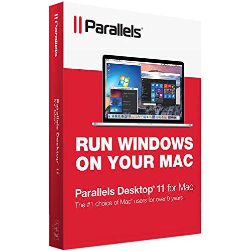 Parallels Desktop 11 for Mac Retail Lic Acad EU