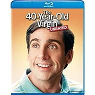 The 40-Year-Old Virgin [Blu-ray]