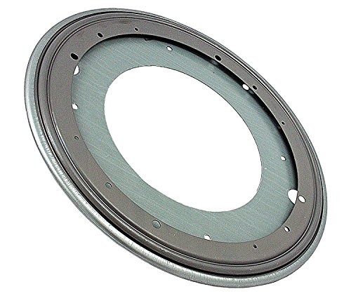 """Lazy Susan 12"""" inch 1000-Lb load capacity Hardware 5/16 Thick Turntable Bearings - Pack of 5"""