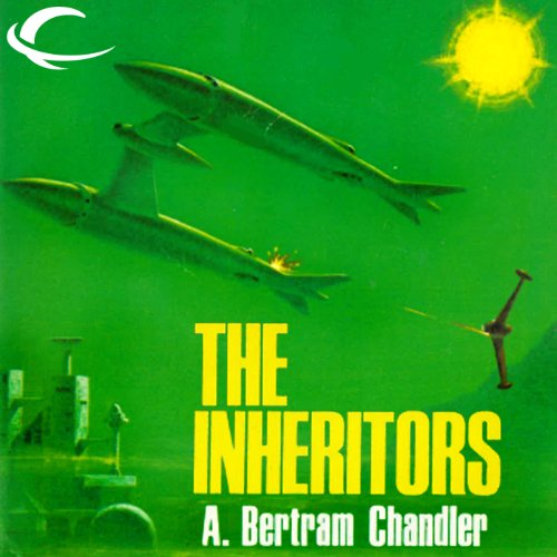 The Inheritors audiobook cover art