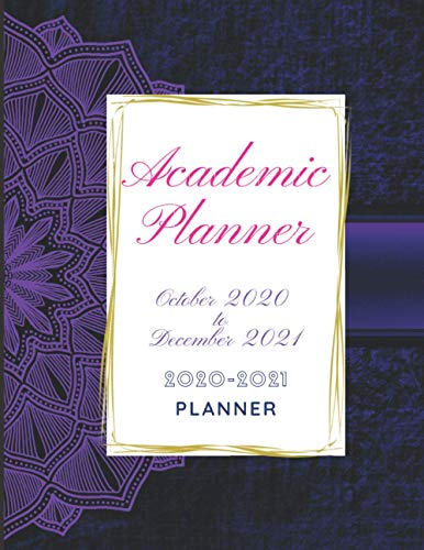 Compare Textbook Prices for Academic Planner 2020-2021: Vintage MANDALA for Training meeting Day for Women Business Academics Teachers Students, Weekly & Monthly Academic ... with holiday Scheduling Secretarial Aids  ISBN 9798562725196 by Planner, Golden