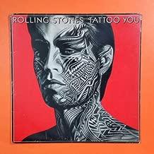 ROLLING STONES Tattoo You COC 16052 Masterdisk RL LP Vinyl VG+ Sleeve