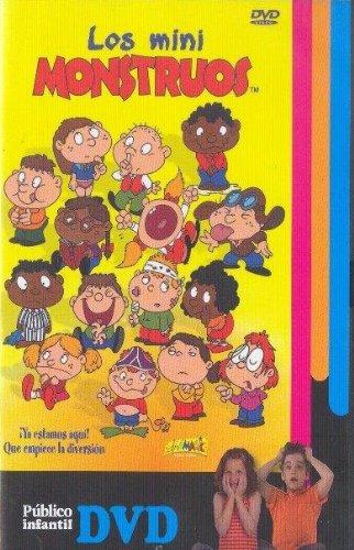 MINI MONSTRUOS 1 DVD