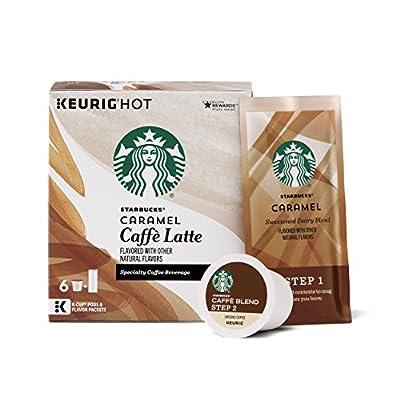 Starbucks Flavored Coffee K-Cup Variety Pack for Keurig Brewers