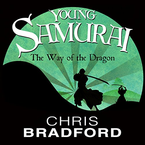The Way of the Dragon audiobook cover art