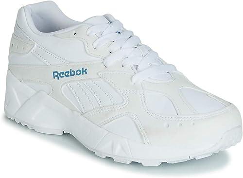 Reebok, AZTREK blanc blanc blanc DV8513, paniers pour Femmes ce0