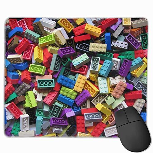 Lego Alfombrilla de ratón para Juegos extendida Personalizada Accesorios de computadora de Oficina Alfombrillas de Goma Antideslizantes