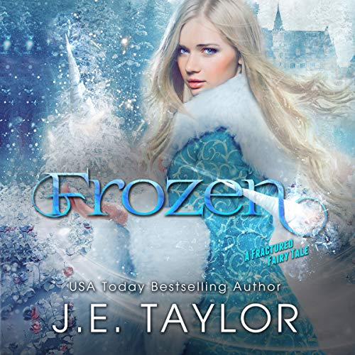 Frozen: A Fractured Fairy Tale  audiobook cover art