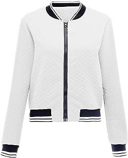 Howely Womens Long Sleeve Zip Loose Winter Fall Outwear Coat Jacket