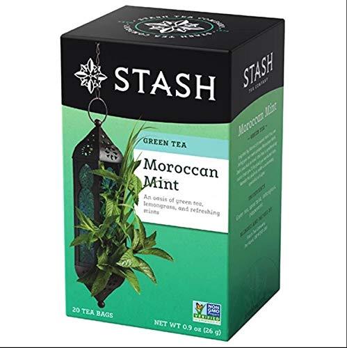 Stash Tea Moroccan Mint Tea - 20 ct - 2 pk