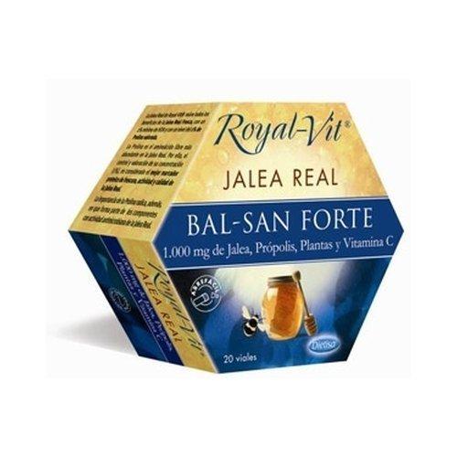 Jalea Real Royal Vit Bal-San Forte Con Echina 20 Ampollas de Dietisa